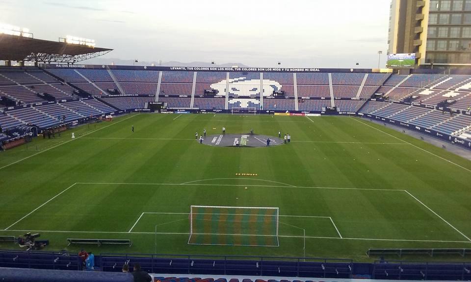 Levante 0 – Cádiz 0