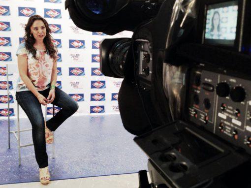 Entrevistando a Chenoa