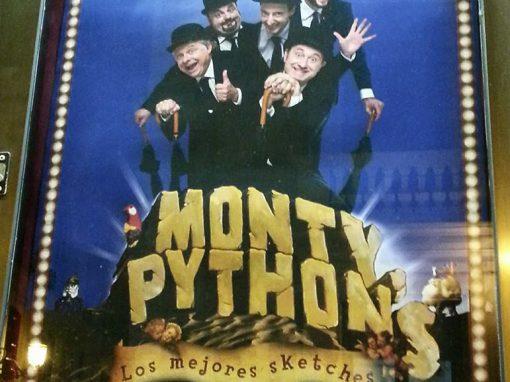 Imprebis e Yllana. Los mejores sketches de los Monty Python's en el Teatro Talía.