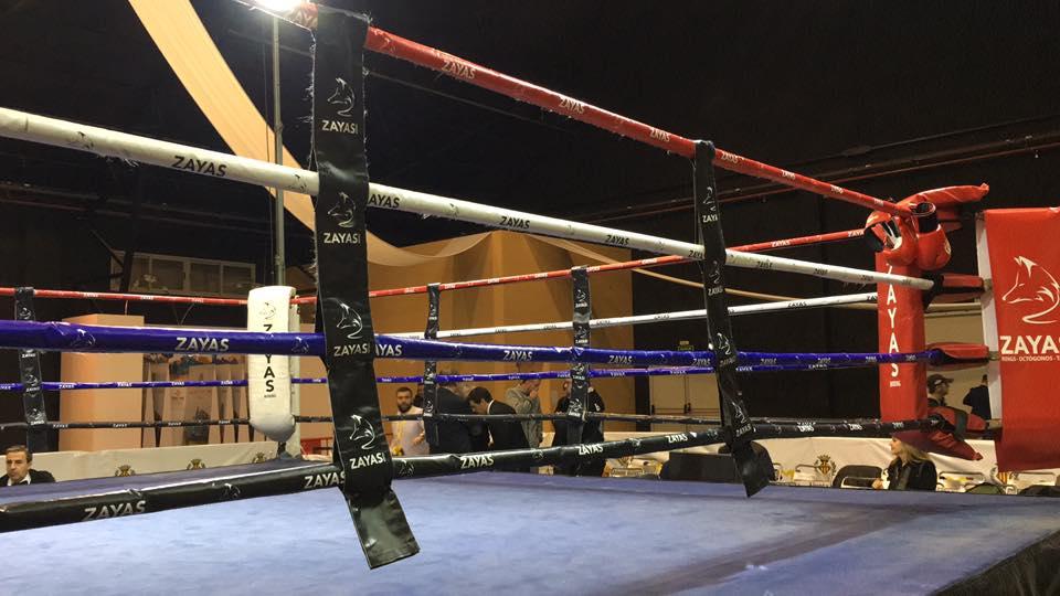 Noche de Boxeo en Villarreal