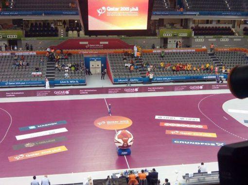 Mundial de Balonmano en Qatar 2015